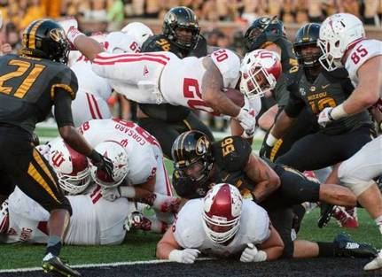 Indiana Missouri Football2014