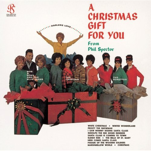 AChristmasGifttoYoufromPhilSpectorcover